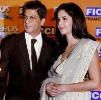 Sunny Malik's report about shahrukh and Katrina's shoot in London