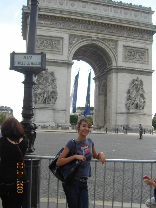 14 JUILLET Paris avec Lou
