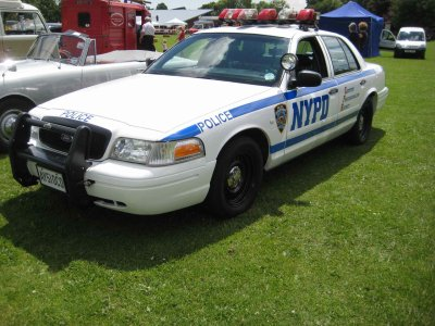 Ford Crow Victoria du NYPD
