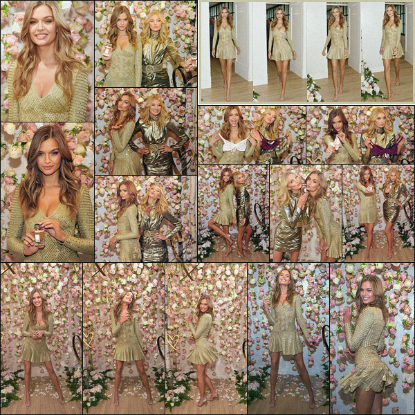 - 07.09.17 — Josephine S. a assisté a un évent VS célébrant le lancement du nouveau parfum « Love ». Accompagnée de Elsa Hosk, les deux anges se sont rendu à New York pour promouvoir le nouveau parfum de VS. Énorme TOP pour Jo ! -