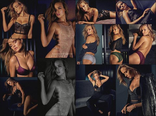 -  • •- Photos promotionnelle de Jojo et les anges Victoria's Secret pour la marque !  -