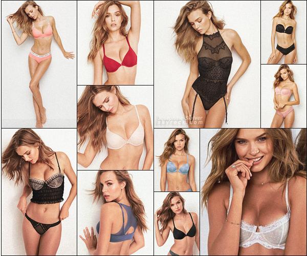 -  • • Notre sexy Josephine Skriver pour la nouvelle campagne de Victoria's Secret ! -