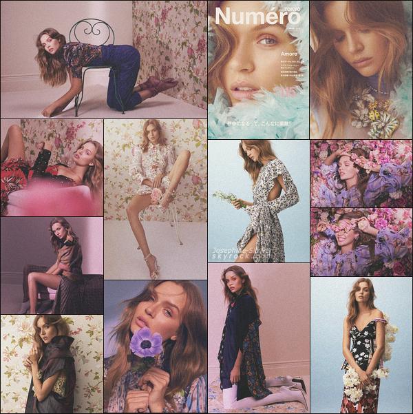 -  • •-Miss Skriver fait la couverture du magazineNuméroTOKYOdu mois d'Avril ! -