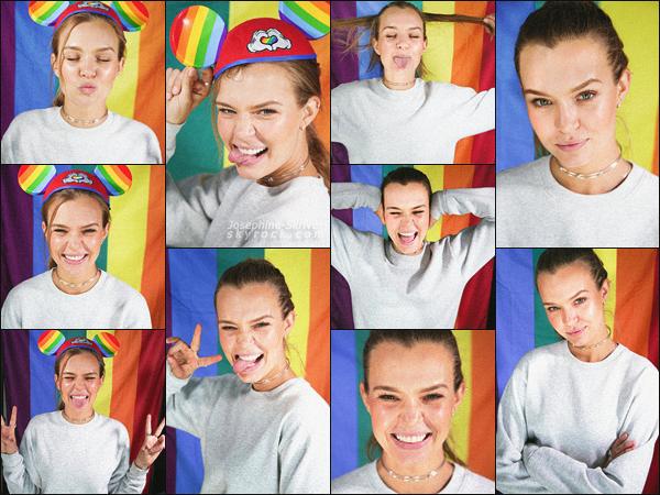 -  • •- Jo pour le studio Two-Eight Photography pour leurs projet : Year of Pride ! 🌈   -