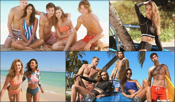 -  • •-Découvrez la campagne publicitaire de Josephine pour Penshoppe Swimwear ! -