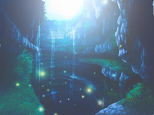"""Chapitre IV : Le lac enchanté """"The enchanted lake"""""""