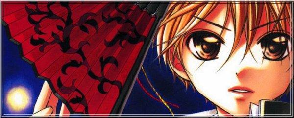 « Scarlet Fan X ~ •