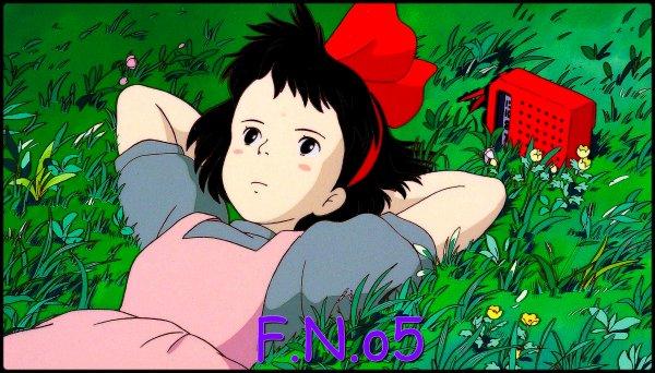 « Kiki la petite sorcière ~. •