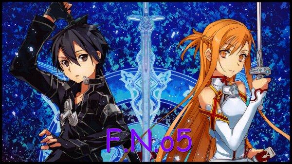« Sword Art Online ~. •
