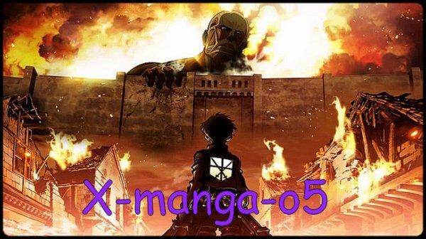 « Shingeki No Kyojin ~• »