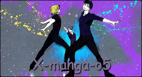 « Yuri On Ice - X » •