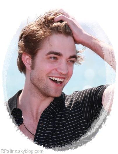 * Robert Pattinson, se bat avec un fan . *