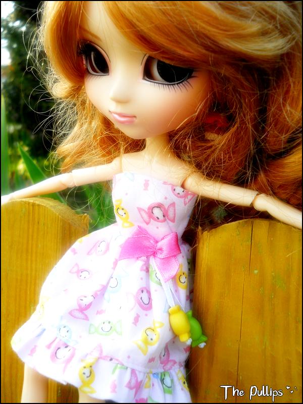 Séance Photo : Katy dans le Jardin