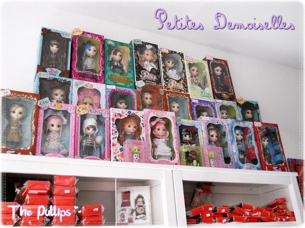 Petites Demoiselles !