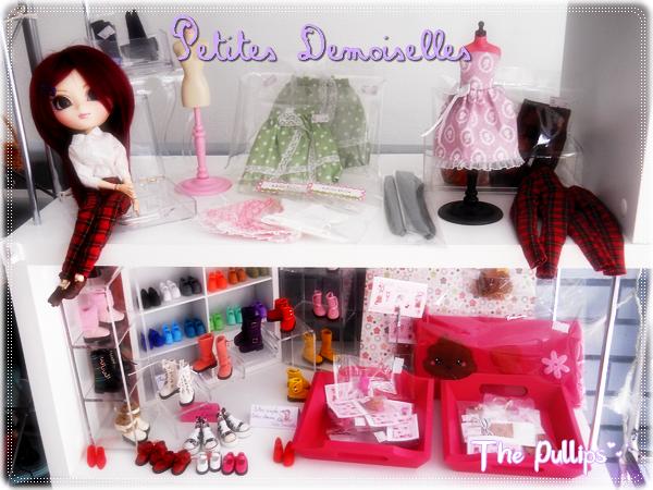 Petites Demoiselles : Suite !