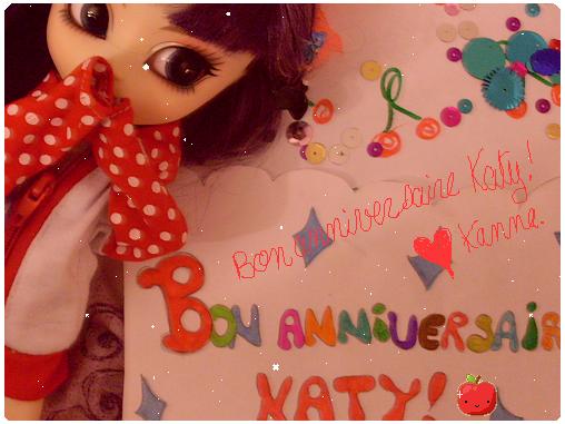♥ Vos Beaux Montages pour Katy (suite) ♥