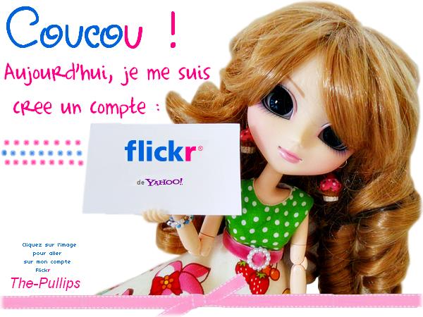 • Flickr ♥