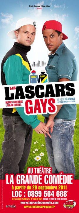 Nouvelle affiche des Lascars Gays