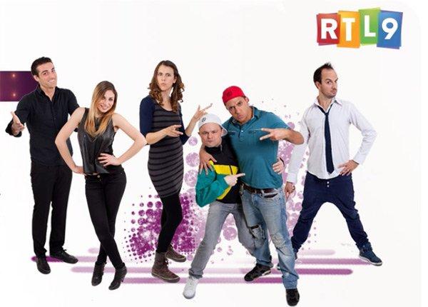 A partir du 25 mars sur RTL9...