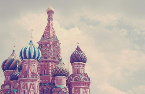 Russie <3