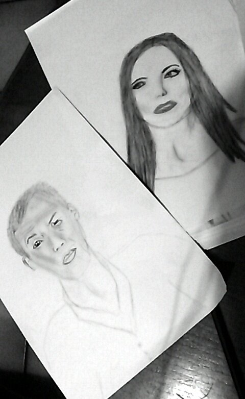 Portrait..y'a encore beaucoup de boulot la dessus je pense #Commenter