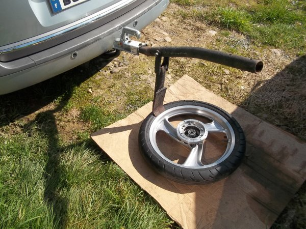 décolage pneus