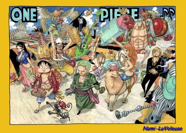 Tout voir de One Piece