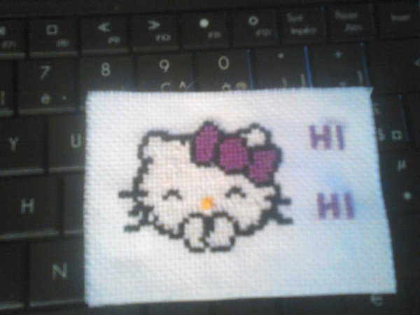 ATC hello kitty ;)