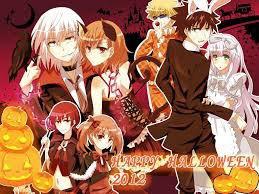 Happy Halloween ! Nyah~