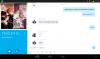 Délire Skype avec Miyu xD