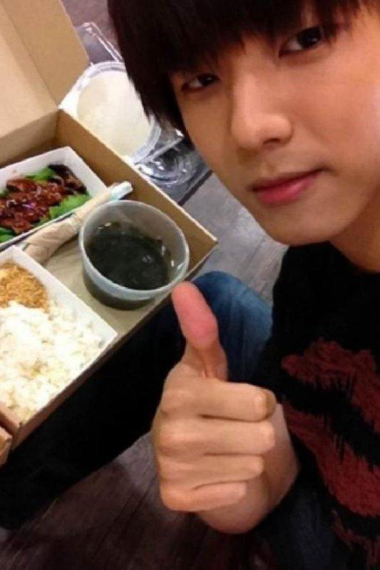 MinHyuk tweet pour son anniversaire