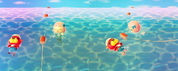 Astuce -  Comment avoir Pascal dans Animal Crossing New Leaf .