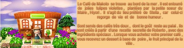 Le Café de Makoto !