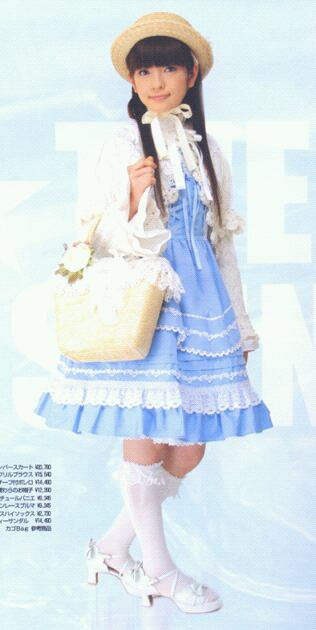Country Lolita