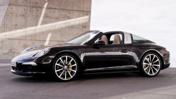 Porsche 911 Targa 4S - Design