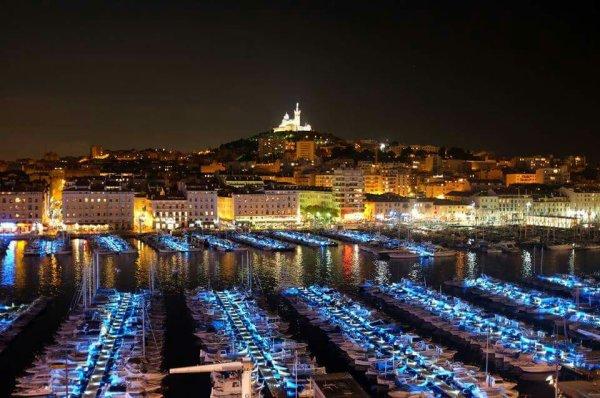 Marseille ma ville de coeur