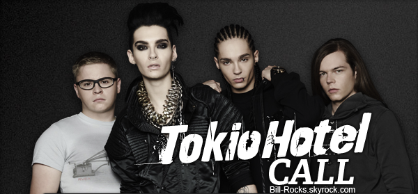Tokio Hotel : 8 ans !!!