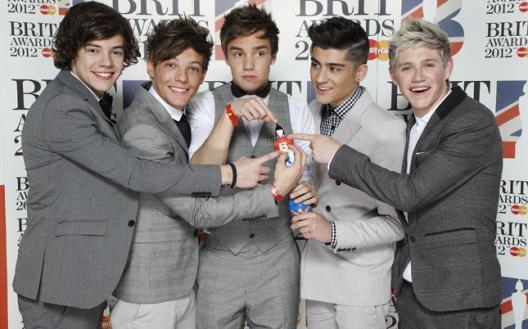 La révélation des Brit Awards 2012 !
