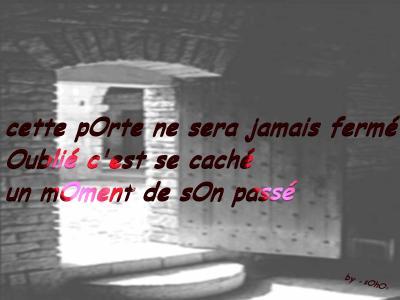Oublié Poeme By Mi