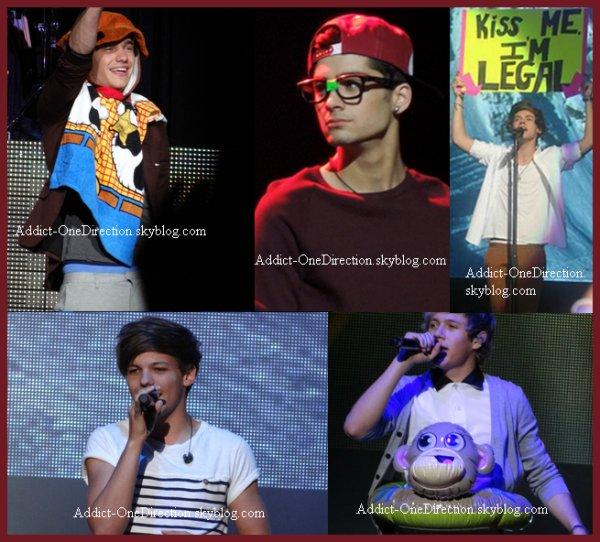 Vidéos/Interviews des boys + Concert du 27 Juin.