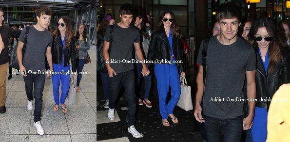 Liam et Danielle le 16 Juillet + Niall le 17 Juillet + Vidéo d'Harry le 17 Juillet + Les boys le 18 Juillet + Liam, Zayn et Niall le 19 Juillet + Infos + Bande Annonce du documentaire + Vidéo des fans.