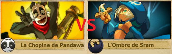Panda, Sram ? et transfert !
