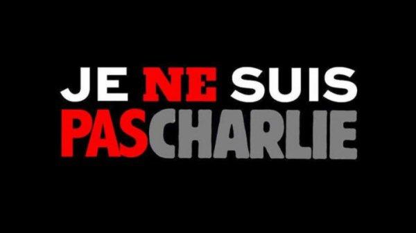 Je Ne Suis Pas Charlie !!