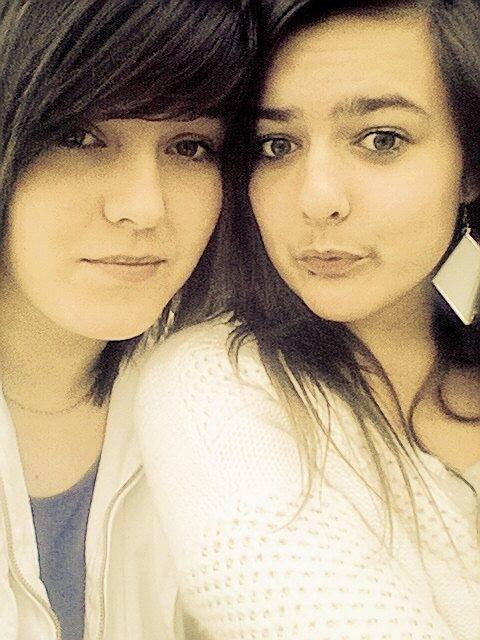 moiiii et ma soeur de coeur <3