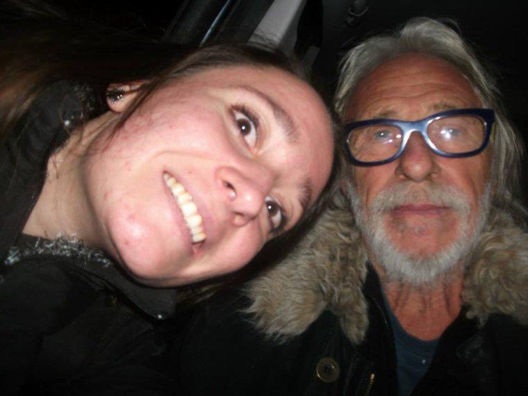 Rencontre avec Pierre Richard à Paris