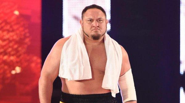 Des précisions sur le retour de Samoa Joe