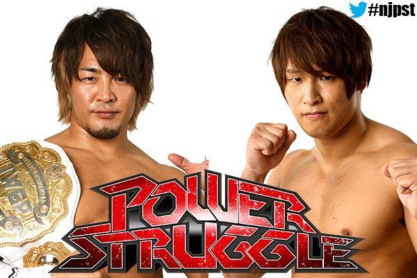 Le main event du prochain grand événement de la NJPW connu