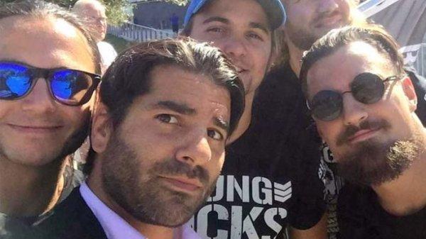 Jimmy Jacobs renvoyé de la WWE pour sa proximité avec le Bullet Club?