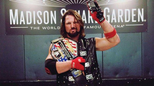 Que pense AJ Styles sur un possible statut de meilleur lutteur au monde?