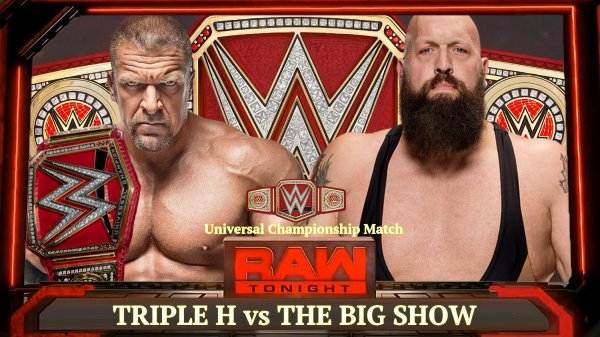 Preview WWE Monday Nigh Raw